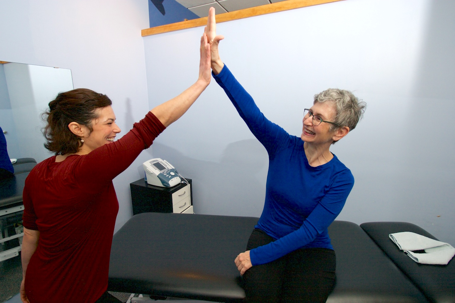 Physical Therapy - High Five