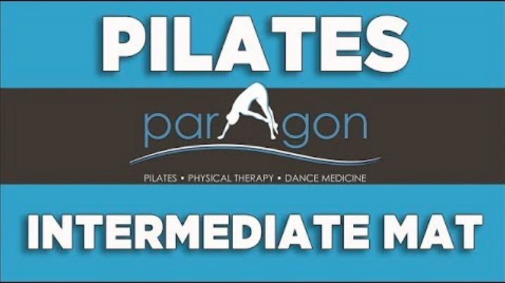 Pilates Intermediate Mat Class
